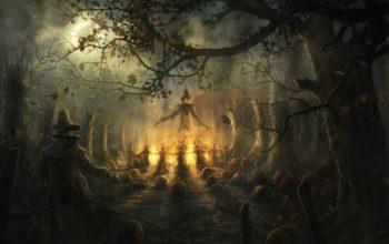 Concorsi: Horror Fan Art, Halloween!