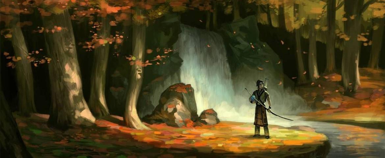 Paolini risponde: spiriti buoni, i genitori di Saphira, donne-lupo e Bladesinger, e altro…