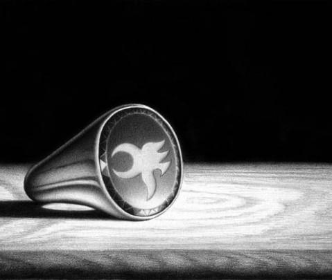 Christopher's Art Desk: Aren, l'anello di Brom
