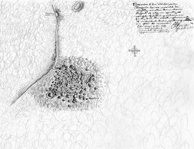 L'Enciclopedia di Alagaësia: Ellesméra