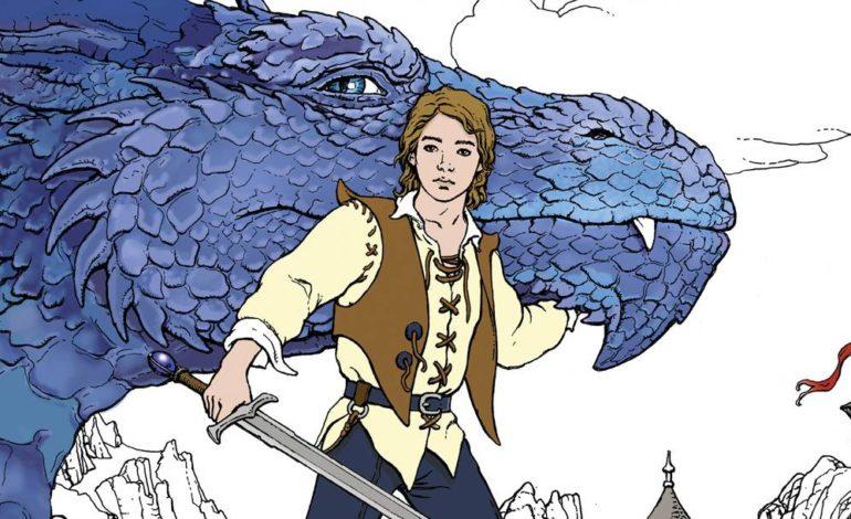 Eragon Colouring Book: tutte le informazioni e intervista a Ciruelo