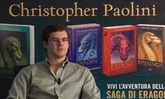 Christopher Paolini: la nostra esclusiva video-intervista!